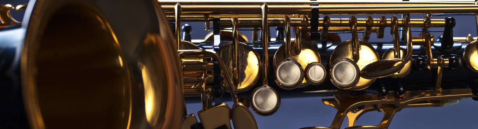Saxophone servicing
